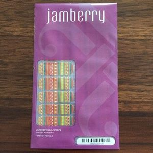 Jamberry Makeup - Jamberry Nail Wraps Guacamole